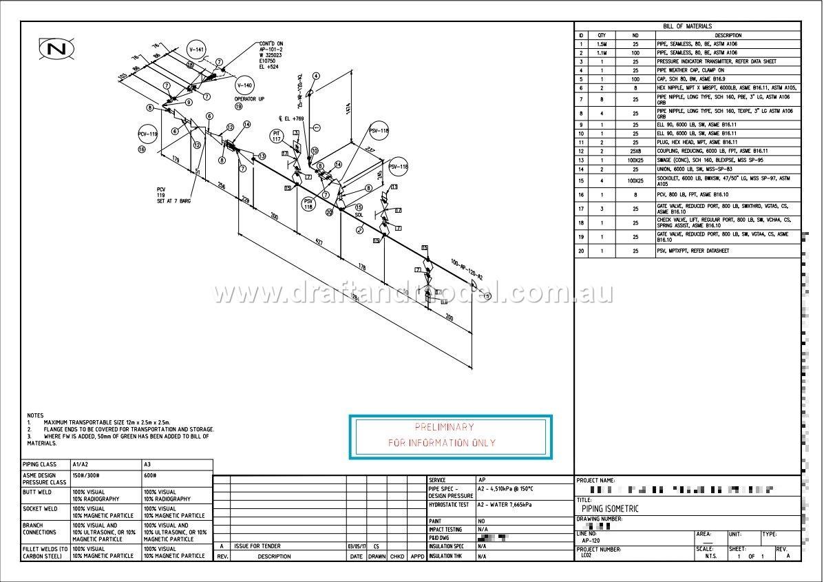 CAD Portfolio - Developing Projects - DraftandModel