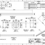 Structural Steel Design Drawings