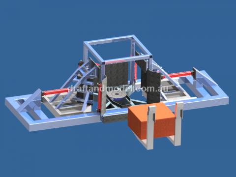 Bundle Press 3D Model