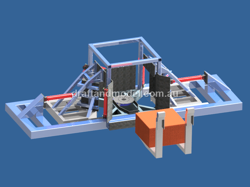Bundle Press 3D Model